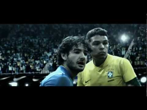 Brazil vs Brazil - Nike Football - 2012 HD, Starring Neymar, Pato, Ronaldo & more!