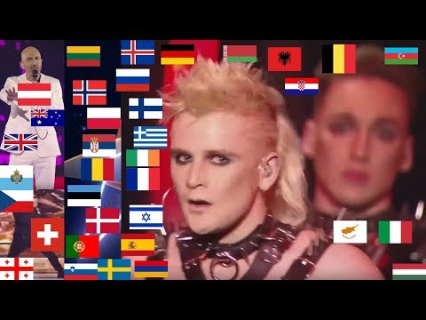 Eurovision 2019 - My Full Updated Top 41!