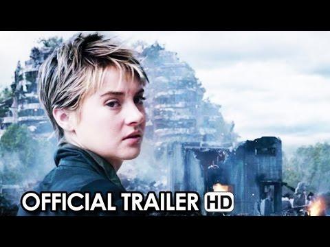 Divergent: Insurgent Official Trailer (2015) - Shailene Woodley HD