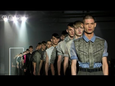 Lanvin Men Spring/Summer 2013 Show | Paris Men's Fashion Week | FashionTV