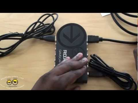 Roxio Game Capture HD Pro- Installation, Setup & Review