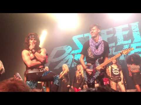 Fan(ME) plays with Steel Panther at The Fonda Theater 1/14/16!!!