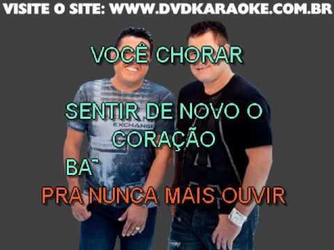 Bruno & Marrone   Preciso Amar De Novo