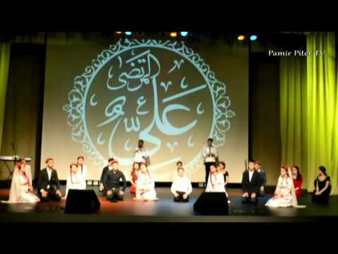 Dam Hama Dam Ali Ali---Pamiri Ismaili Ensemble