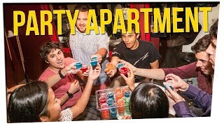 Luxury Apartment Gets Overrun With College Kids!?