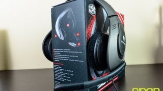 Cooler Master CM Storm Sonuz Gaming Headset Unboxing + Written Review