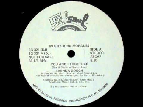Brenda Gooch - You And I Together