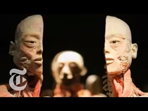 China Turns Out Mummified Bodies for Displays Video
