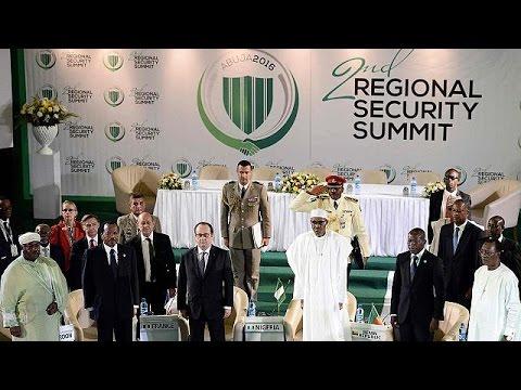 Los líderes reunidos en Nigeria coinciden en la necesidad de un mayor apoyo de la comunidad…