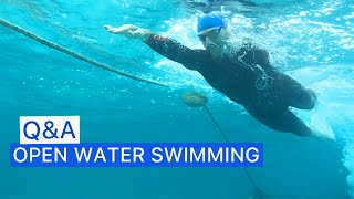 Open Water Swimming Q&A