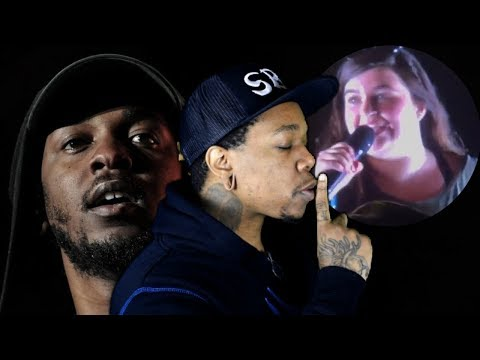 Kendrick Lamar Stops Show When White Girl Says Dreaded N WORD