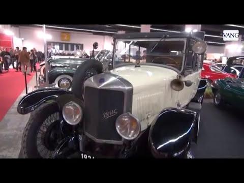 Auto Retro: Coches clásicos a precio de lujo
