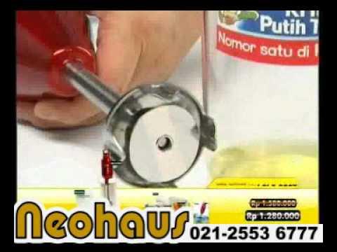 Cara kreatif menggunakan pisau dapur