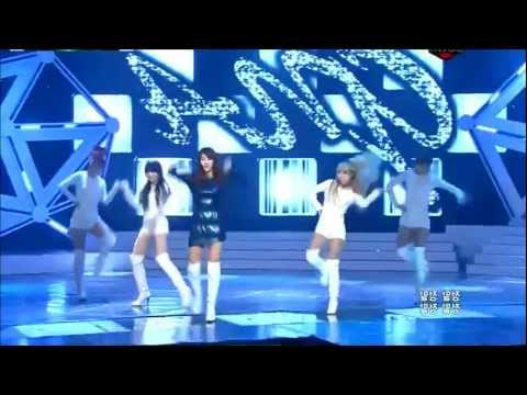 [hd] 110303 G.na - Black And White Live [mirrored] video