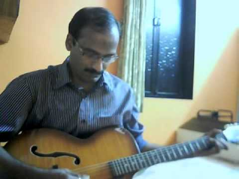 Tumse milke aisa Laga Movie Parinda Sreekumar Guitar instrumental...