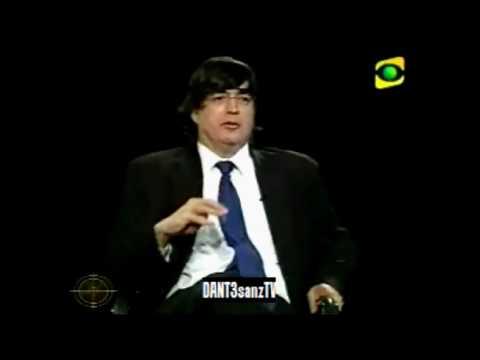(5/8) JAIME BAYLY entrevista a LUCECITA ( 13 Dic. 2009 )