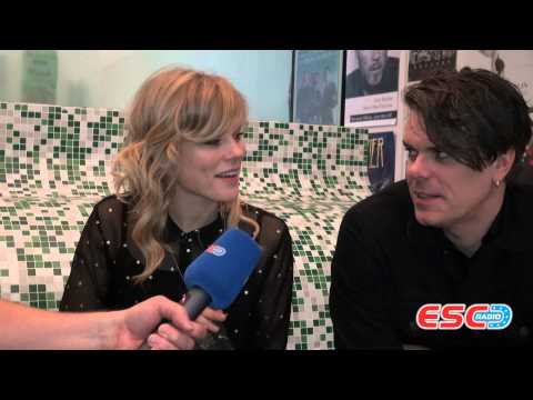 The Common Linnets Netherlands 2014 interviewed by ESC Radio