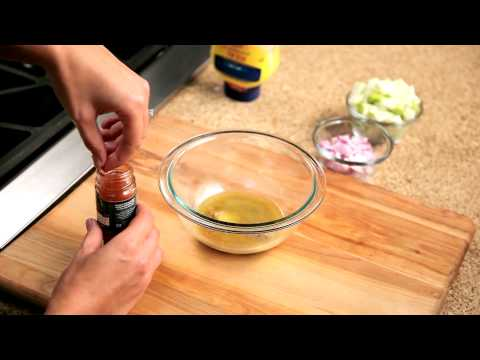 How to make an egg salad sandwich - #10 - Adding cayenne — Appetites®