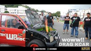Kancil Drag Car Sound