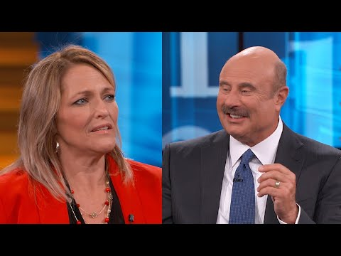 Guest Whose Alcohol Dependency Once Led Her To Drink Hand Sanitizer Tells Dr. Phil, 'I Want To Th…