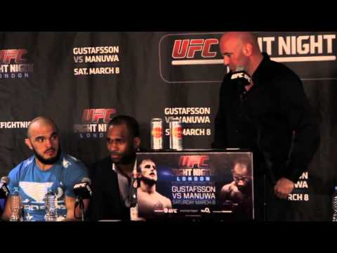UFC Fight Night 37 Post Fight Press Conference Image 1