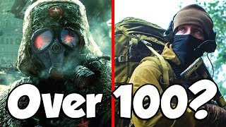 100 NEW OPERATORS? (Rainbow Six Siege)