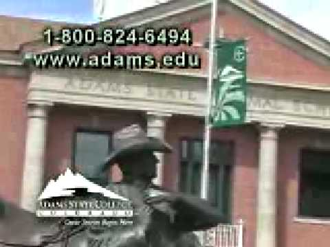 General Overview of Adams State College