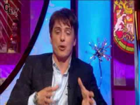 Charlotte Church EXTENDED interview John Barrowman 2of3