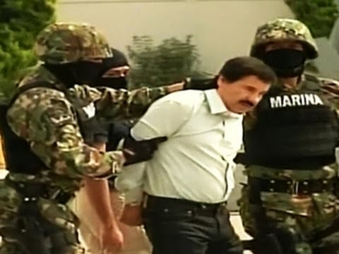Mexico's most wanted drug dealer captured by…