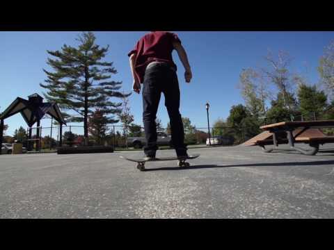 Skateology: Frontside bigspin
