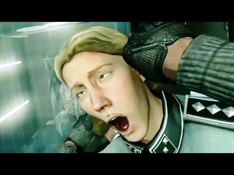 Wolfenstein The New Order - Most Violent Kills deaths video