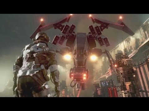Killzone: Shadow Fall First Gameplay Video