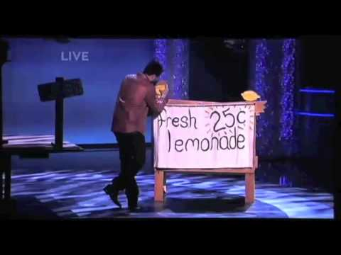America's Got Talent: Semi Finals by Drew Thomas Magic - Orlando Magician