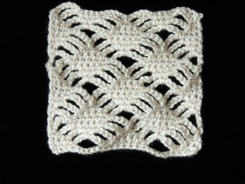 Crochet : Diamantes Apilados