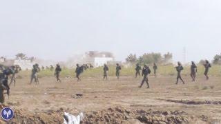 Уникальные видеокадры войны в Газе