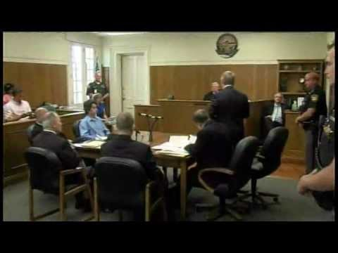 Ohio School Shooter TJ Lane Pleads Not Guilty (Raw Video)