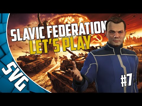 Civilization Beyond Earth The Slavic Federation Let's Play [Pt. 7]