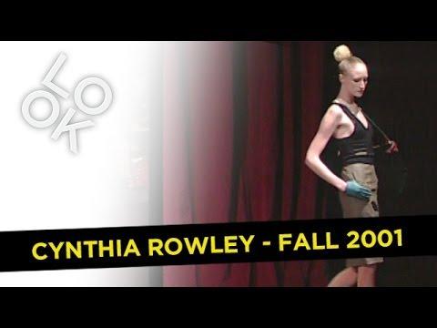 Fashion Flashback: Cynthia Rowley Fall 2001