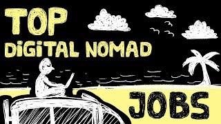 Top 8 Digital Nomad Jobs - Make Money Online Around the World