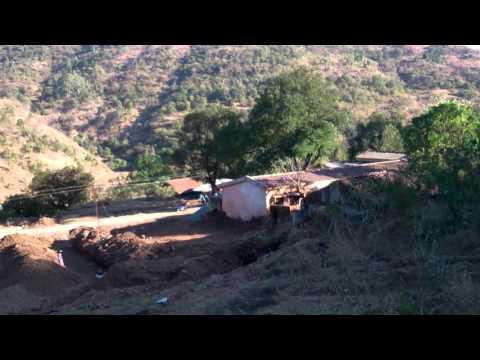 Reporting of Malin Landslide.  माळीन गावची सध्याची परस्थिती…