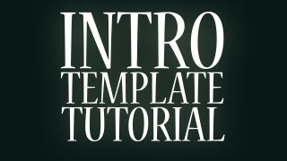 How to use templates tutorial