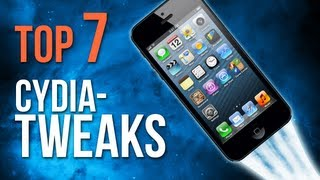 Top 7 Cydia Tweaks fr iOS 6, 6.0.1, 6.1 & iPhone 5 (Deutsch)