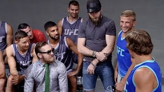 The Ultimate Fighter: Conor McGregor and TJ Dillashaw Talk Superfight