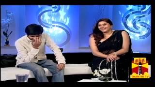 Natpudan Apsara Anirudh Ravichander Namitha Ep02 Seg 1 Thanthi Tv