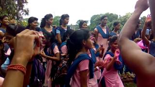 N.k.v.p south balanda college ganesh puja dance(1)