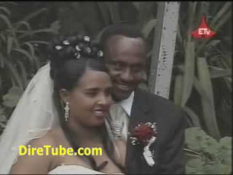 Ethiopian International Ass Referee Tesfaye Omega And Sara Said Get Married video