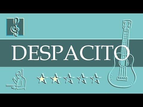 Ukulele TAB - Despacito - Luis Fonsi ft. Daddy Yankee (Sheet Music)