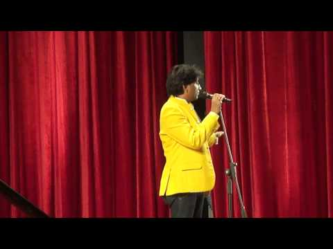 Live Comedy Performance By Raju Srivastav  Iit Bombay During Mood Indigo 14-15 Part 5 video