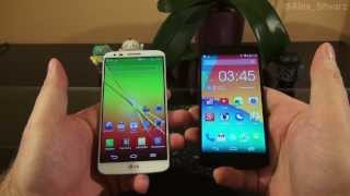 LG G2 vs Nexus 5. Почему мой выбор Nexus 5.