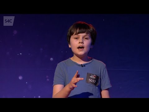 Henry | Chwilio am Seren | Junior Eurovision 2019 | Cymru | Wales